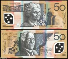 Australia - 50 Dollars - UNC polymer currency note