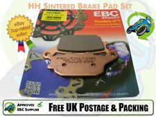 NEW EBC SINTERED GOLD HH BRAKE PADS REAR HONDA CB600 CB 600 FY F2Y HORNET 00