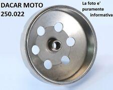 250.022 CAMPANA FRIZIONE D.107 POLINI PIAGGIO LIBERTY 50 2T (ruote alte)