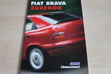 106151) Fiat Brava - Zubehör - Prospekt 09/1995
