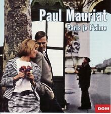 Paul MAURIAT / Paris je t'aime / (1 CD) / NEUF