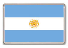 ARGENTINA FLAG FRIDGE MAGNET SOUVENIR NEW IMAN NEVERA
