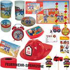 *Alles für Feuerwehr-Kinder* Tassen, Gläser, Wecker, Spardosen - Viele Geschenke