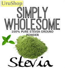 F89 PURE STEVIA POWDER 100G 100% STEVIA CALORIE FREE SIMPLY WHOLESOME