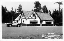 Photo. 1951-3. Parksville, BC Canada. Beldam's Drive in & Restaurant