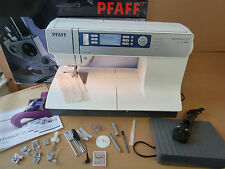 PFAFF EXPRESSION 2.0 IDT COMPUTER SEWING MACHINE WITH HARD COVER