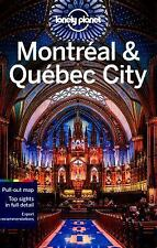 Travel Guide: MONTRÉAL AND QUÉBEC CITY 4 by Gregor Clark (2015, Paperback)