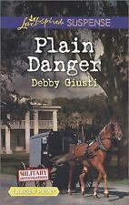 LOVE INSPIRED SUSPENSE:BY: Debby Giusti`AMISH~**EXCELLENT-Special on Shipping