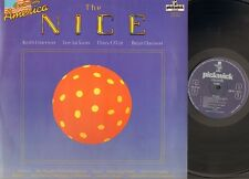 The NICE featuring AMERICA Keith Emerson LP 1972-1976