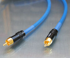 1,00m Sommercable VECTOR / Cinch-Digitalkabel 75 Ohm / S/P-DIF / TOP-Preis!