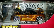 NEW!!!! JADA IMPORT RACER TOYOTA MR2 SPIDER