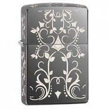 ACCENDINO LIGHETER BENZINA ZIPPO FILIGREE PATTERN 28833 MADE USA