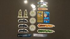 "RARE Vintage Burton ""MINI's"" Stickers!!"