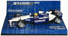 Minichamps Williams F1 BMW FW23 Race Version 2001 - R Schumacher 1/43 Scale