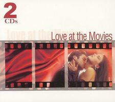 Forever Gold: Love at the Movies [Digipak] by Various (CD, May-2005, 2 Disc) NEW