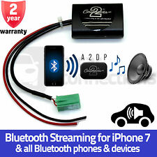 CTARN 1A2DP Renault Scenic Adaptador De Interfaz Bluetooth A2DP transmisión iPhone 7