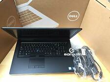 Laptop Dell Precision 15 7000 M7510 3.6ghz i7, 32GB, SSD, 2GB Quadro M1000M