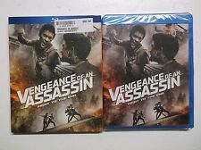 Vengeance of an Assassin: Fight to the End (Blu-ray Disc, 2015) NEW Ong Bak Film