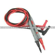 High Quality Digital Multimeter Multi Meter Test Electric Lead Probe Wire Pen UK