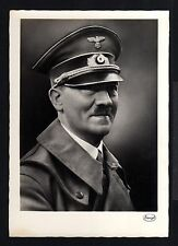 11880-GERMAN EMPIRE-WWII Third REICH ADOLF Hitler ORIGINAL POSTCARD.2 SCANS.