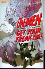 Un-Men Volume 1 Get Your Freak On GN Vertigo Mike Hawthorne Swamp Thing GN NM