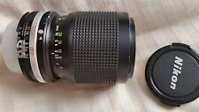 Nikon Nikkor 35mm-105mm manual focus zoom lens f/ 3.5 - VGC
