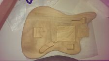 Offset Guitar Unfinished Body Guitar Jaguar Mustang Style