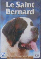 DVD  Le SAINT BERNARD race chien Encyclopédia canis Neuf
