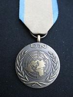 BRITISH ARMY,PARA,SAS,RAF,RM,SBS - UN Military Medal+Ribbon WESTERN SAHARA 1991