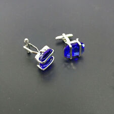 Vintage Stainless Steel Mens Wedding Party Gift Shirt Cuff Links Cufflinks New W