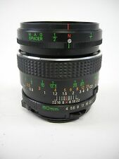 "Mamiya 645 Pro 80MM F4 ""C"" Series Macro Lens for all Mamiya 645 Cameras in EC"