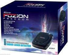 FREEDOM AUTO MOTO WIRELESS RICARICABILE RADAR/LASER/AVVISI AUTOVELOX