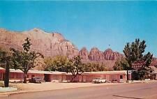 SPRINGDALE, Utah  UT   Terrace Brook Lodge   Roadside  ca 1960s     Postcard