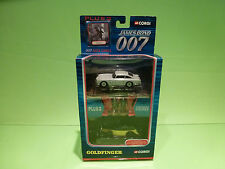CORGI TOYS TY95902 - ASTON MARTIN DB5 + ROLLS ROYCE - 007 JAMES BOND - NM IN BOX