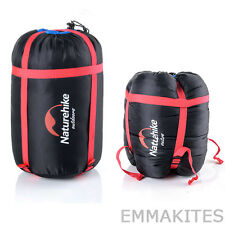 Compact Lightweight Compression Stuff Sack Sleeping Bag Storage Carry Camping