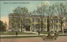 Little Rock AR Robert E. Lee High School c1910 Postcard