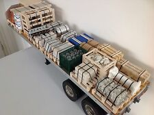 1/14 Scale Pallets Full Load To Suit Tamiya Truck Trailer