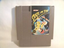 Skate or Die (Nintendo Entertainment System, 1988) game only