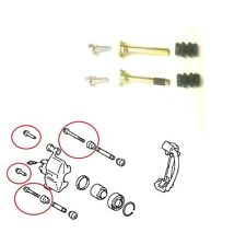 REAR BRAKE CALIPER SLIDER PIN KIT FOR HONDA CRV TOYOTA AURIS AVENSIS COROLLA