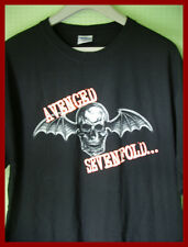 AVENGED SEVENFOLD - GRAPHIC T-SHIRT (M) (L)   NEW & UNWORN