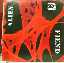 ALIEN SEX FIEND-WHO´S BEEN SLEEPING IN MY BRAIN LP VINILO 1984 SPAIN