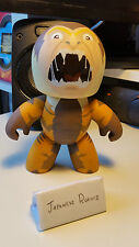 Sabertooth Hasbro Mighty Muggs Figure Statue
