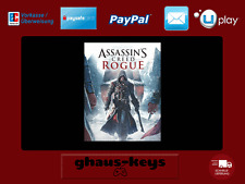 Assassins Creed Rogue Uplay Pc Key Game Download Code Neu Blitzversand