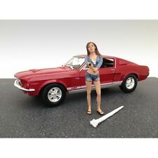 AMERICAN DIORAMA 1:18 FIGURE CAR WASH GIRL - JESSICA AD-23843