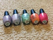 Pick 6 Lot OPI Discontinued Nail Polish Retired Very Rare HTF