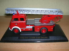 Yatming  1962 DAF A1600 Fire Engine Fighter Feuerwehr Zaanstad Amsterdam1:43