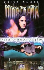 Criss Angel: Mindfreak - Best of Seasons 1 and 2, New DVDs