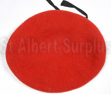 CANADIAN ARMY BERET - VINTAGE MILITARY POLICE MP - NEW - SIZE 6-3/8 - 114SQ