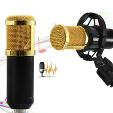 Sound Studio Dynamic Mic & Shock Mount Halter BM800 Kondensator Audio Mikrofon -