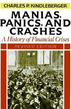 Manias, Panics, And Crashes: A History Of Financial Crises, Revised-ExLibrary
